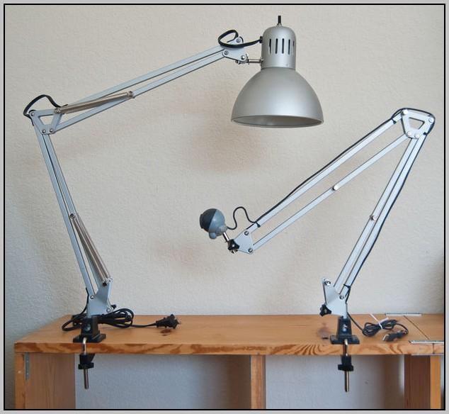 Clip on desk lamp ikea ideas