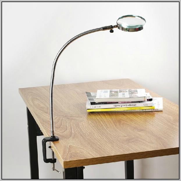 Clamp On Desk Lamp Ikea Desk Home Design Ideas