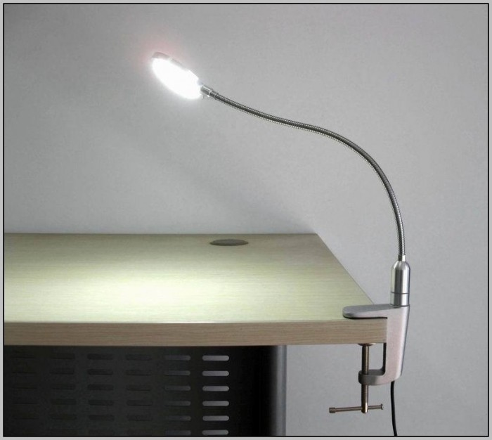 Clip On Desk Lamp Argos