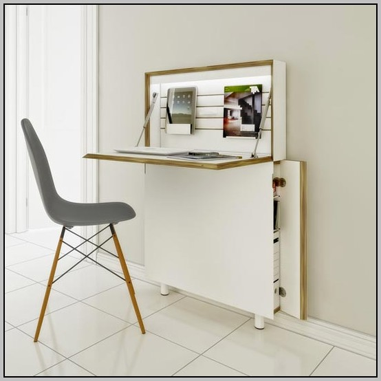 Compact Desk For Small Spaces