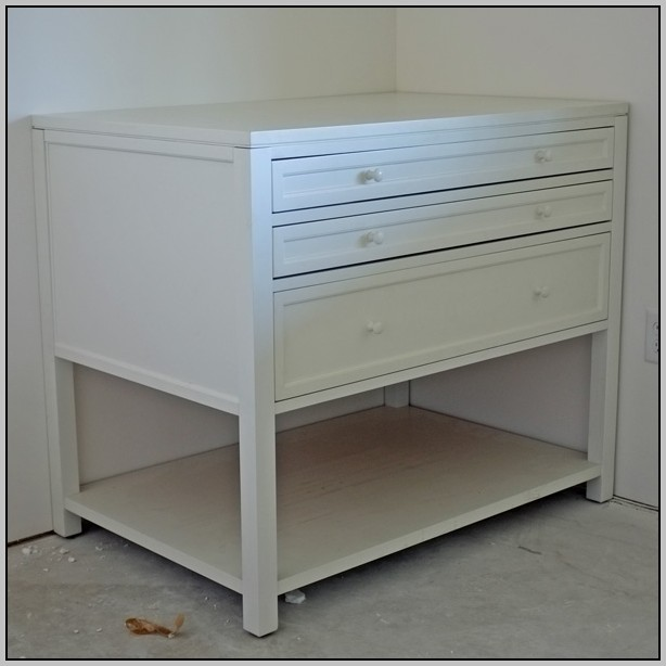 Desk Height Cabinets Home Depot