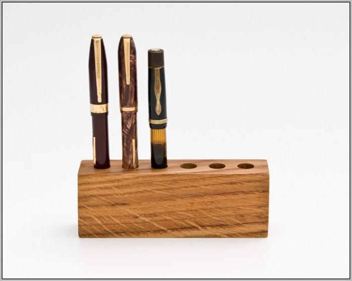 Desk Pen Holder Kit