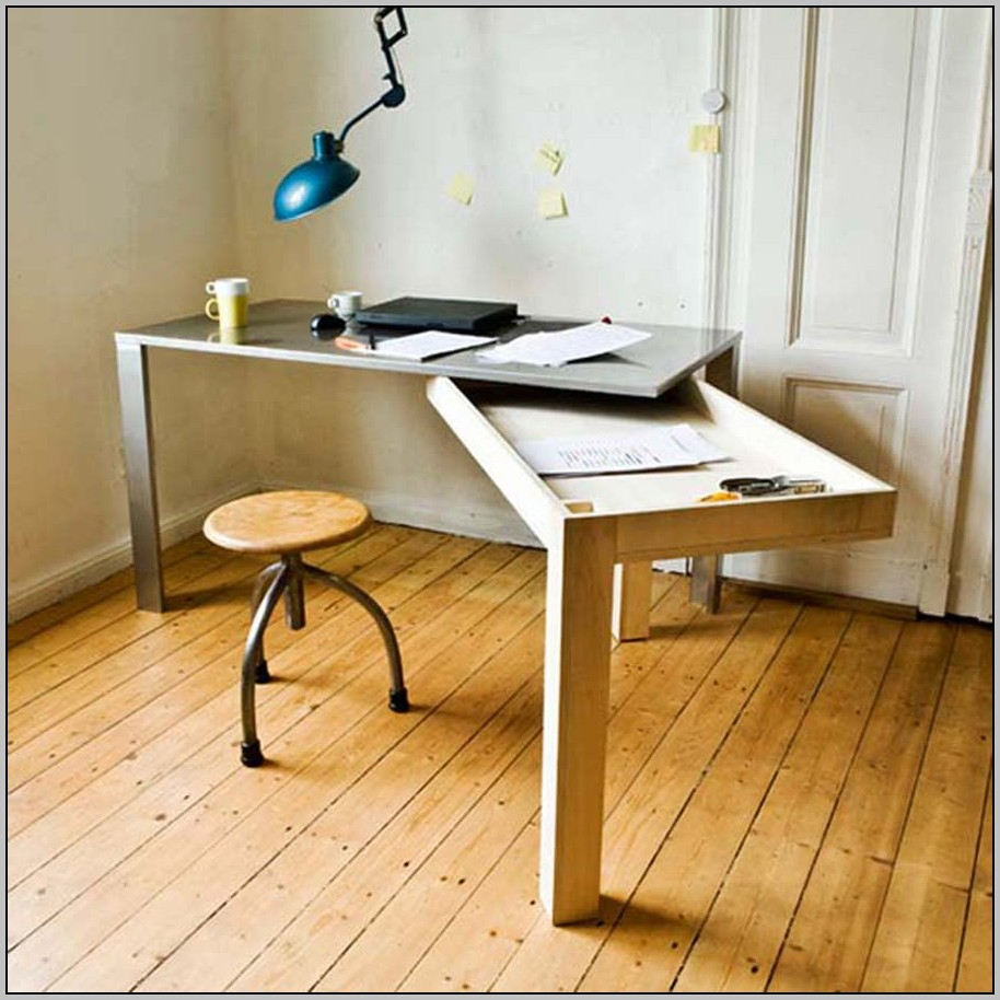 Desk Solutions For Small Spaces