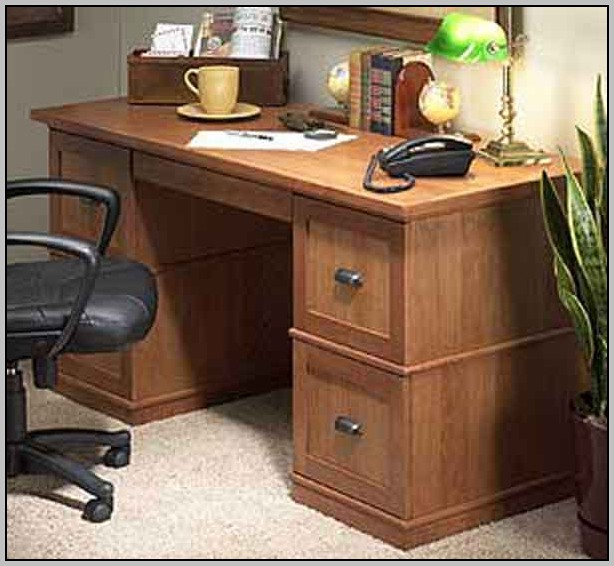 Desk With Filing Cabinet Canada
