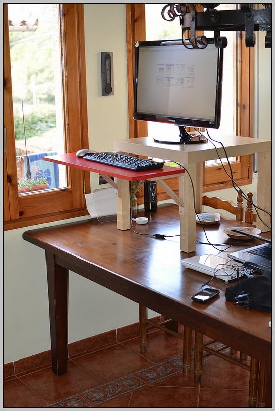 Stand Up Desk Kit Ikea - Desk : Home Design Ideas # ...