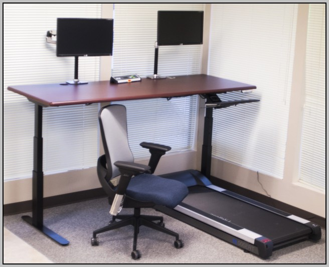 Electric Height Adjustable Desk Diy