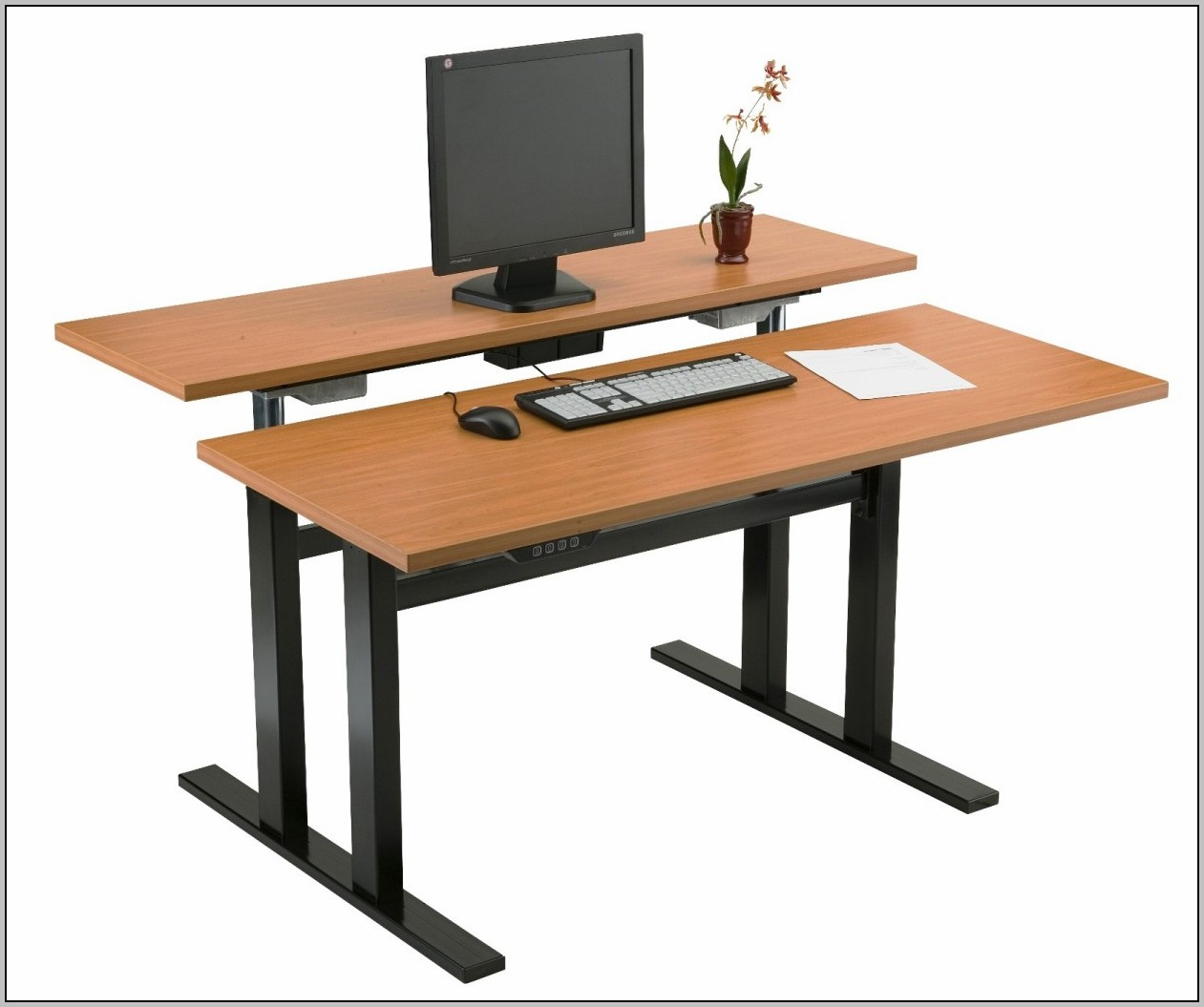Electric Standing Desk Base