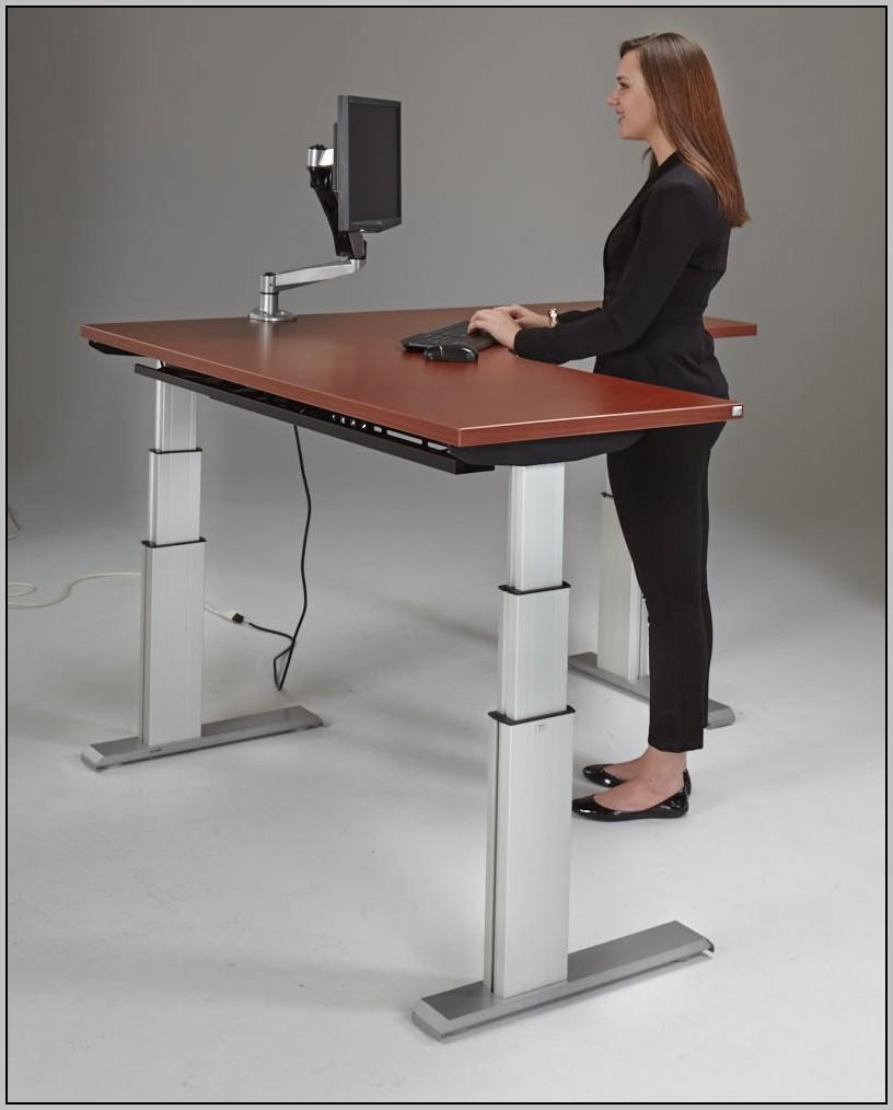 Electric Standing Desk Legs