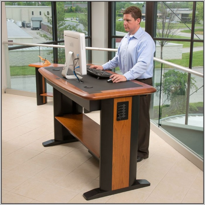 Electric Standing Desk Nz