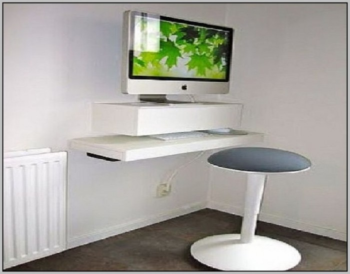 Floating Corner Desk Diy Desk Home Design Ideas