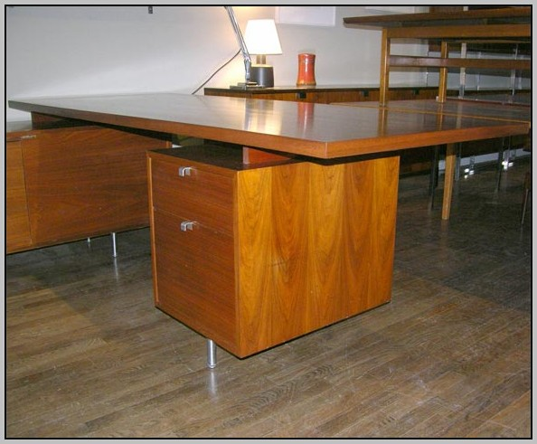 George Nelson Executive Desk