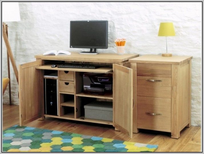 Hideaway Computer Desk Uk Download Page Home Design