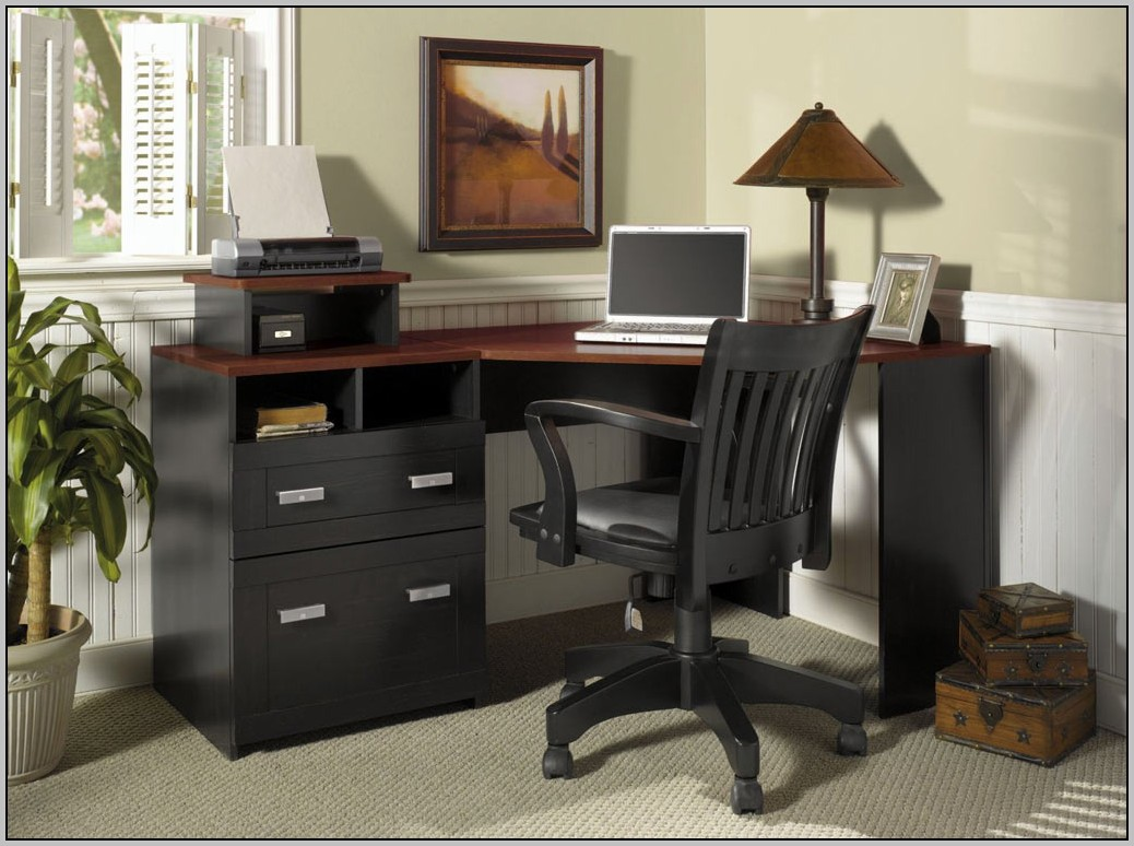 Home office corner desk ideas desk home design ideas for Home office corner desk ideas