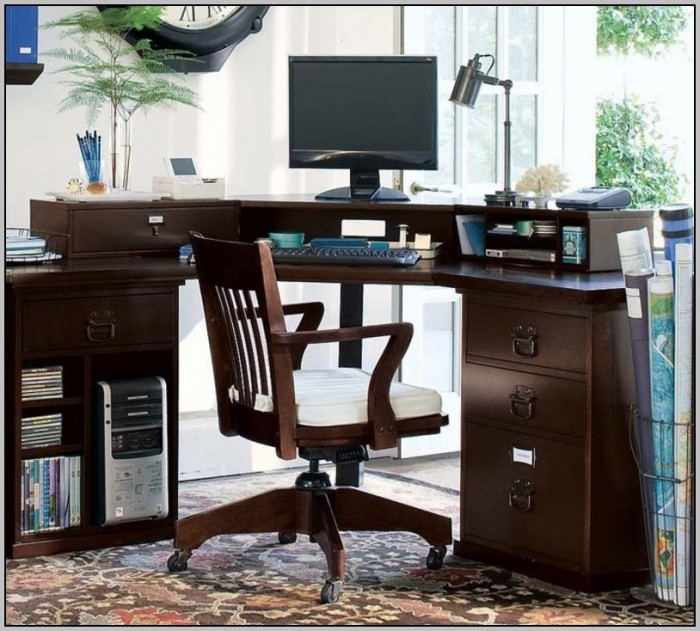 Home Office Corner Desk Ikea