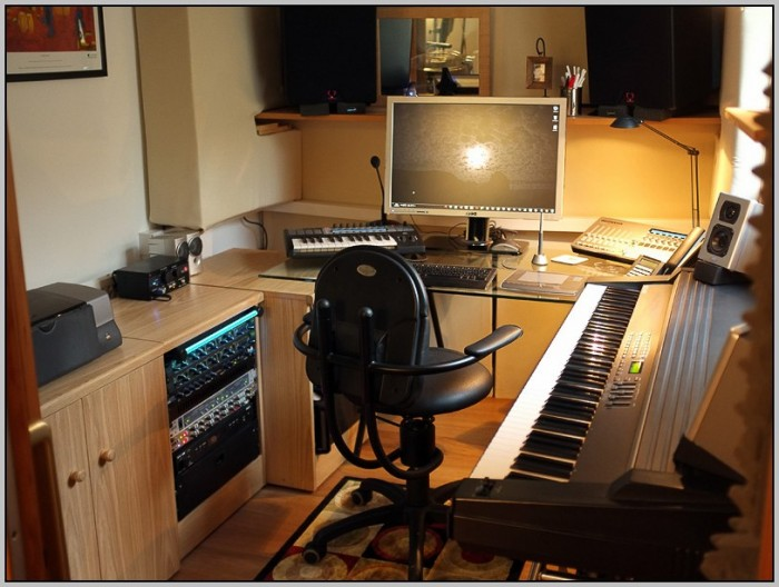 Home Recording Studio Desk Uk