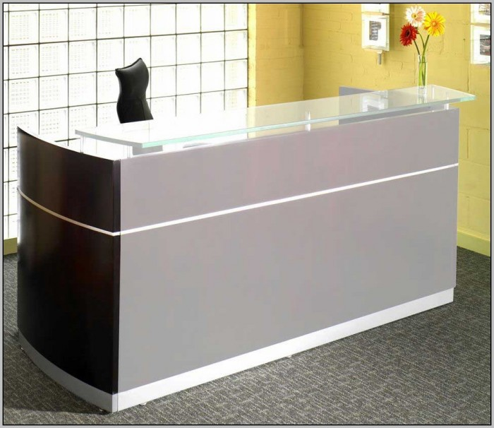Ikea Business Reception Desk
