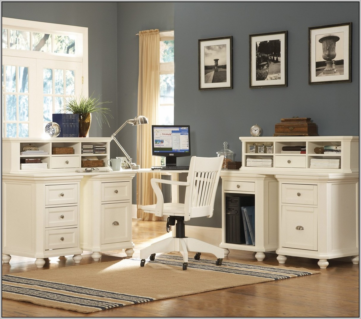Ikea white corner desk with hutch download page home for White desk with hutch ikea