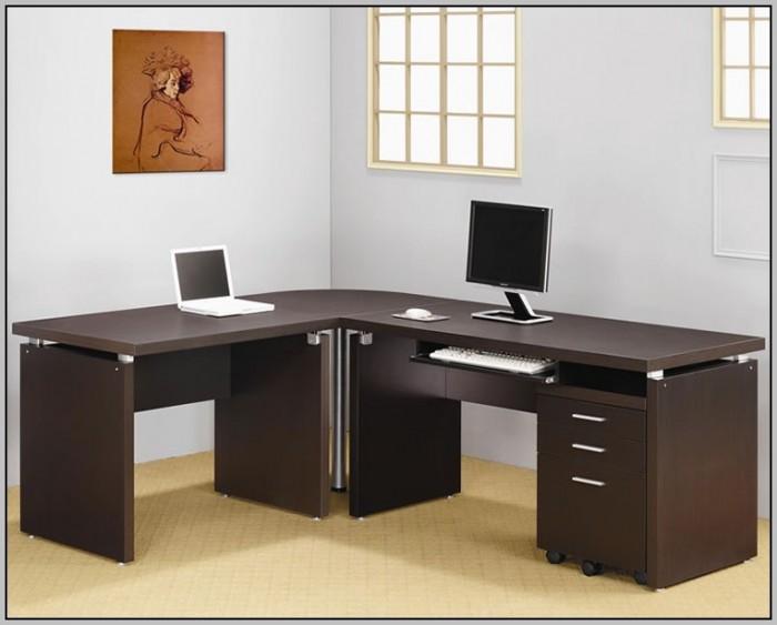 L Shaped Desk Home Office Ikea