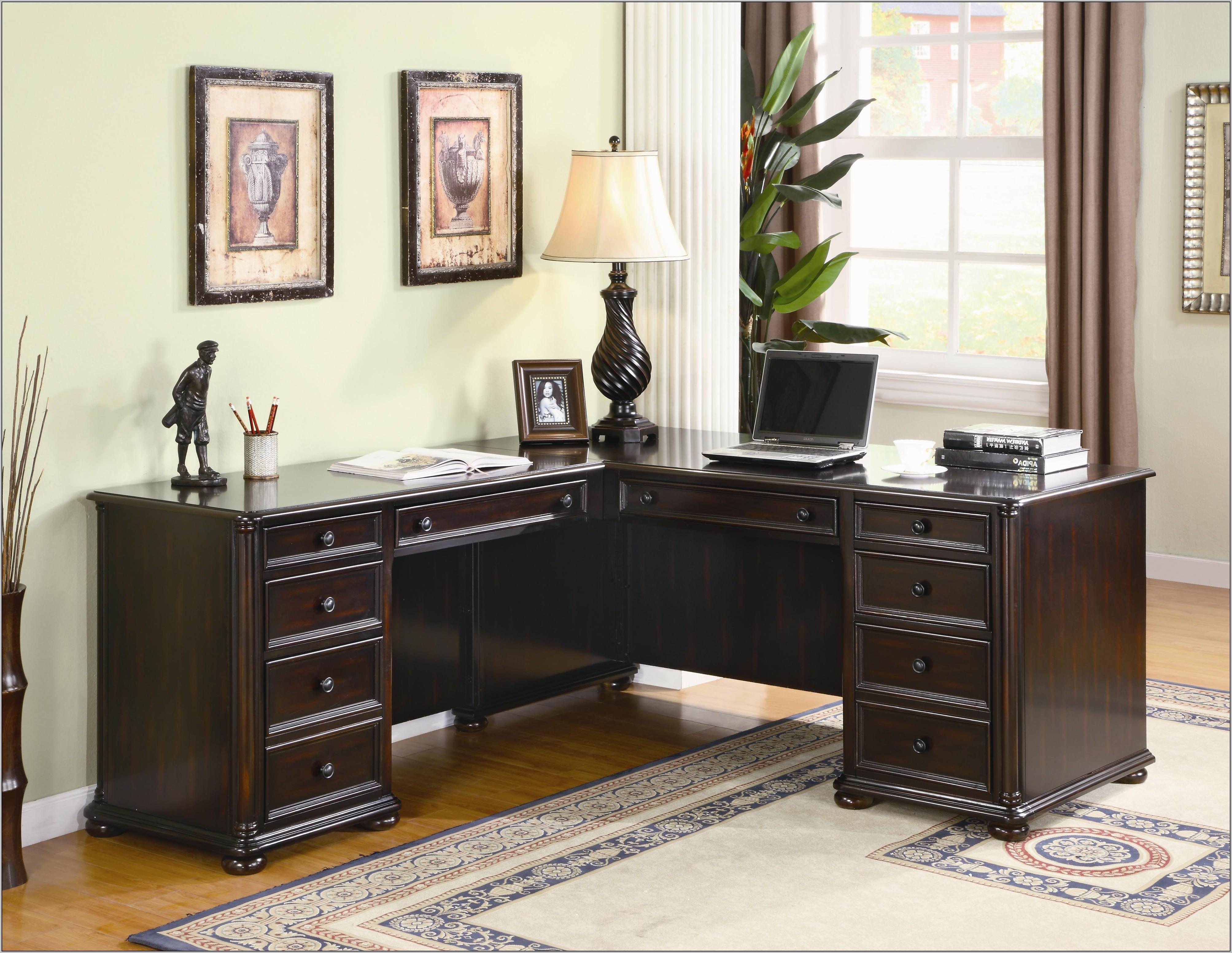with image shaped hostgarcia as fabulous gaming l desks large together surface wells best home desk computer
