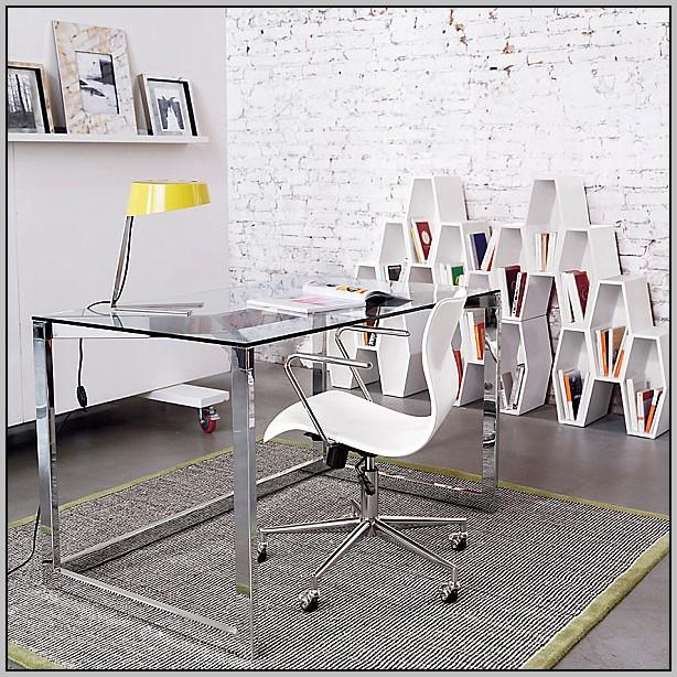 L Shaped Glass Computer Desk Uk