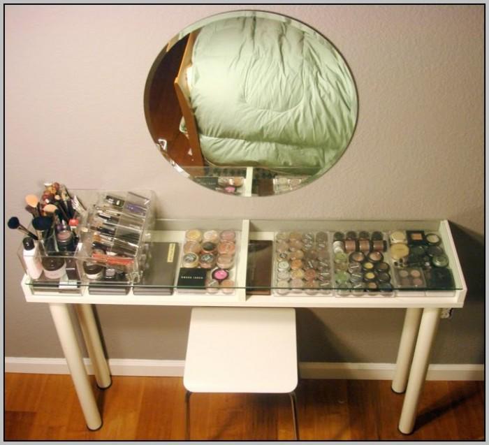 Makeup Table Ikea Hack