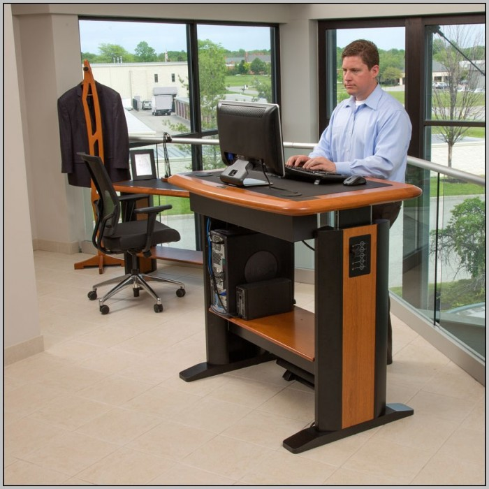 Making Stand Up Desk