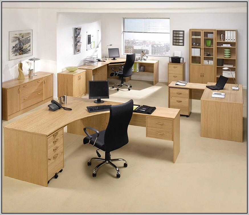 Modular Home Office Furniture Designs Ideas Plans: Modular Office Desk Systems