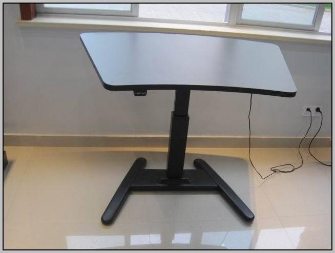 Adjustable height standing desk ikea desk home design for Motorized adjustable standing desk