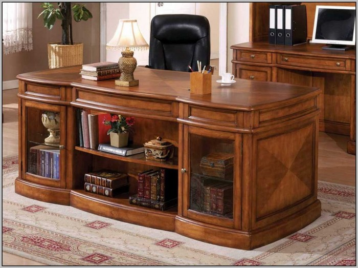 Real Wood Desks Canada