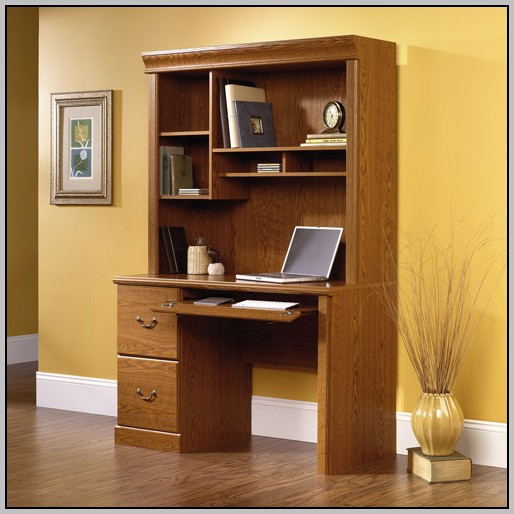 Sauder Desk With Hutch Walmart