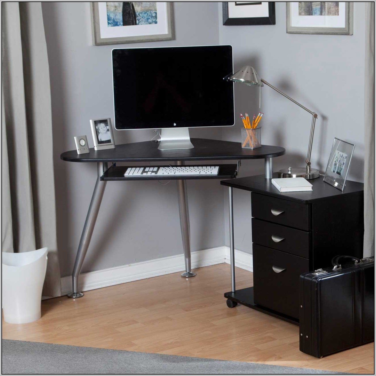Small Desks For Small Spaces Ikea Desk Home Design