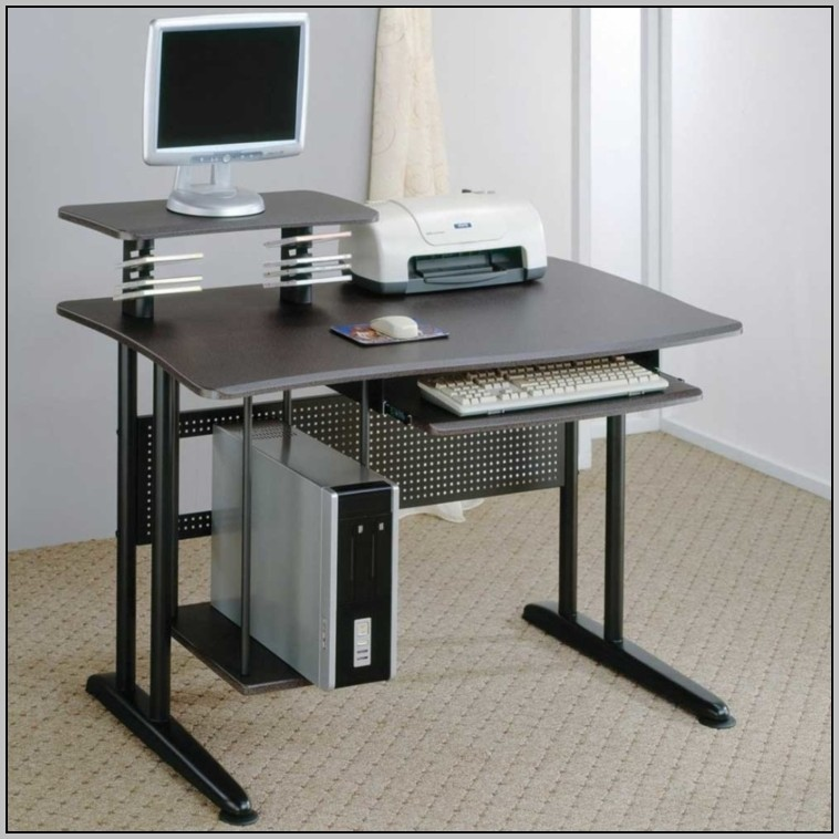 Space Saving Corner Computer Desk Desk Home Design