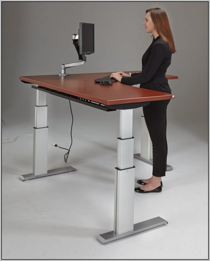 Adjustable standing desk ikea desk home design ideas for Stand up desk conversion ikea