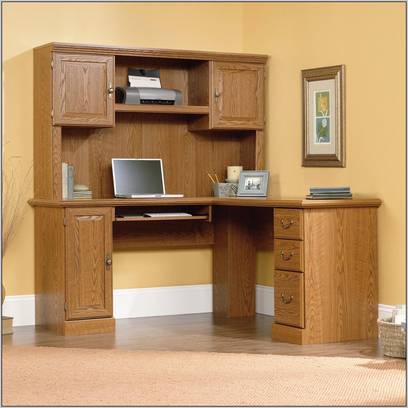 Staples Computer Desks With Hutch Desk Home Design