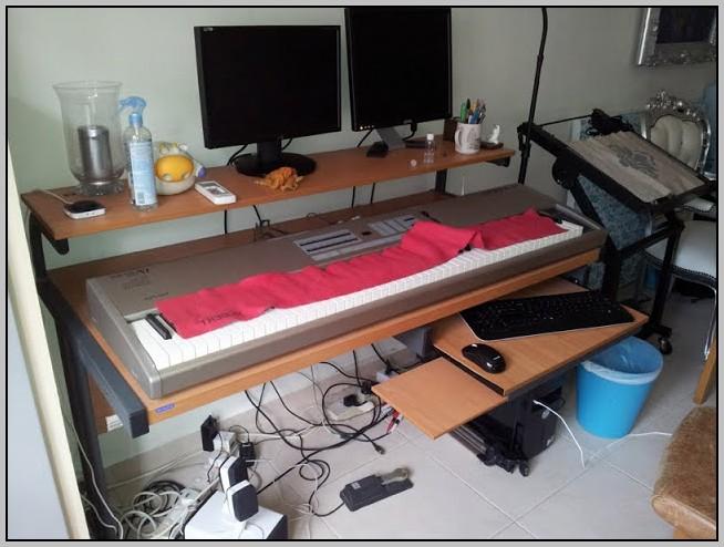 Under Desk Computer Bracket