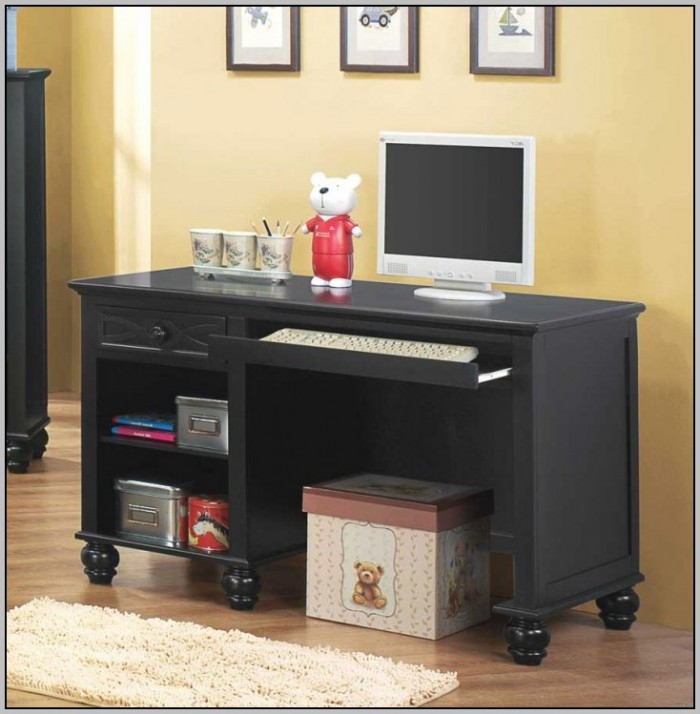 Office Desk With Shelf Home Design Ideas