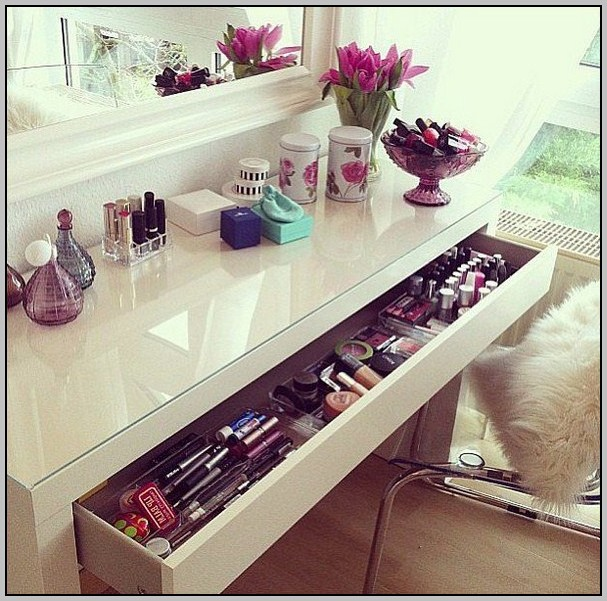 Vanity Table Ikea Malm