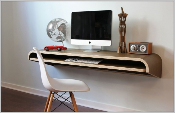Wall Hanging Computer Desk Download Page Home Design