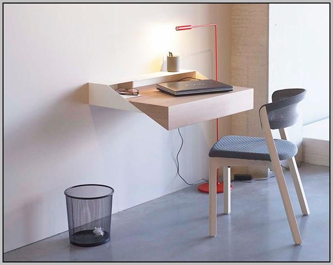 Wall Mounted Desktop Computer Desk Home Design Ideas