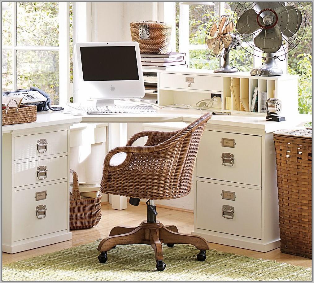 White Wood Corner Desk With Hutch Desk Home Design
