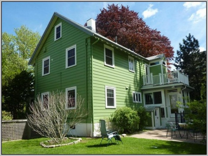 Benjamin Moore Exterior Paint Colors Green