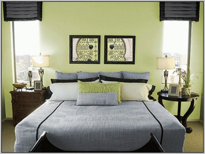 Colors That Go With Green Walls