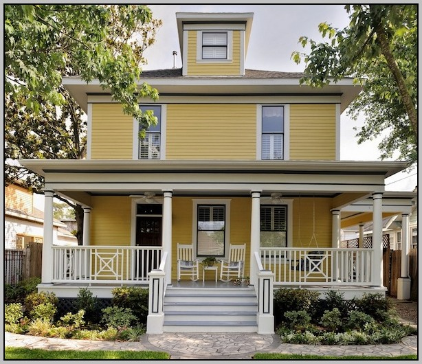 Exterior House Paint Colors For 2013