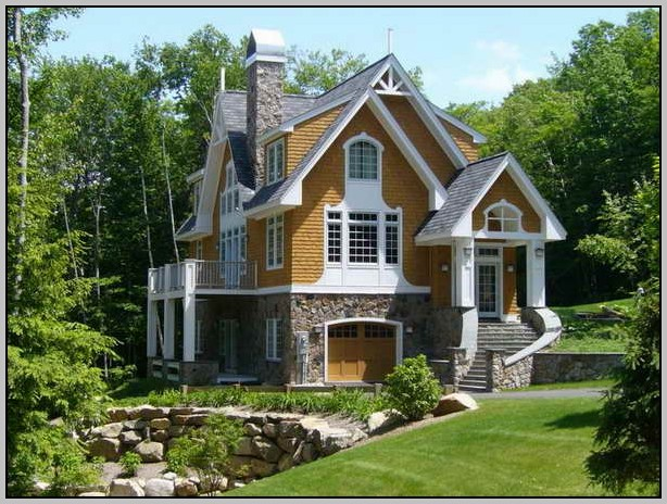 Exterior Paint Color Schemes 2013