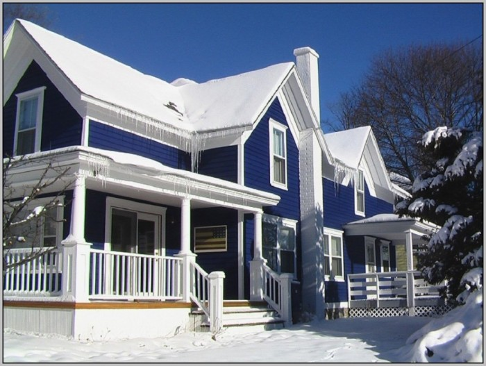 Exterior Paint Color Schemes 2014