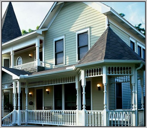 Exterior Paint Color Schemes Examples