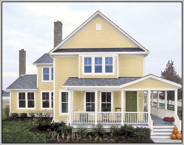 Exterior Paint Color Schemes Stucco