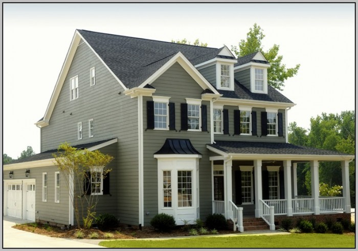 Exterior paint color schemes examples painting home for House color schemes exterior examples