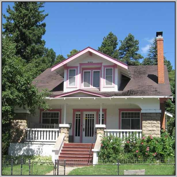 Exterior Paint Schemes For Old Houses