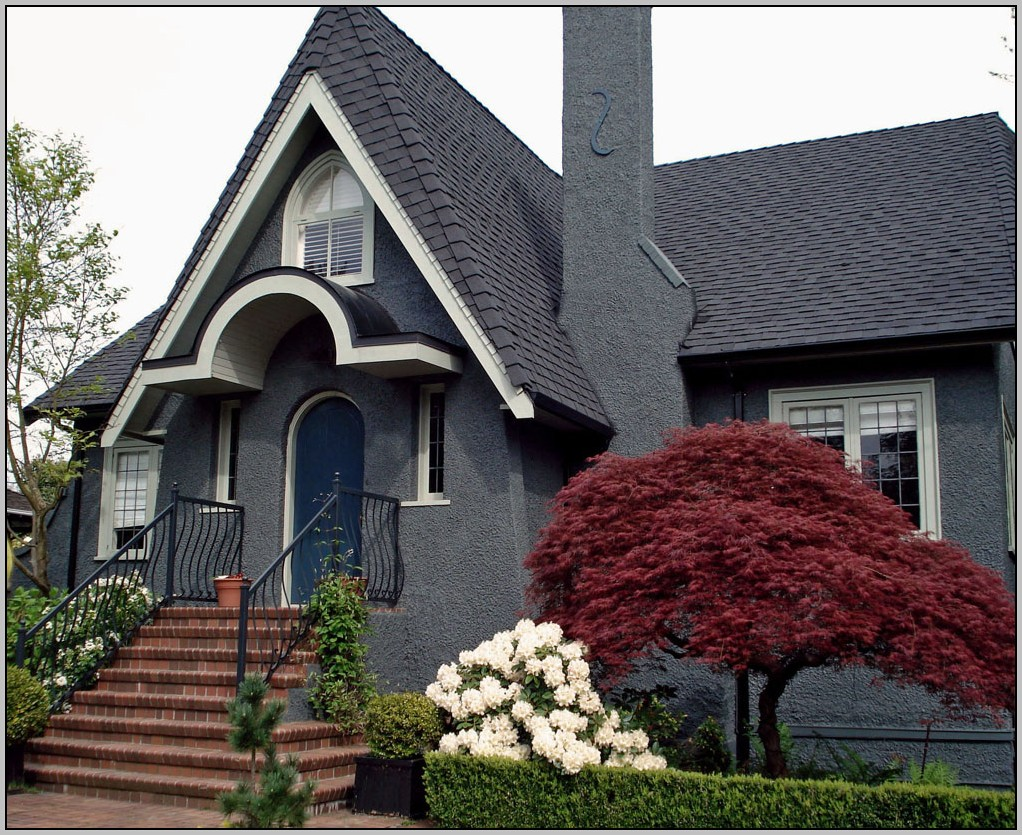 Exterior paint schemes gray download page home design ideas galleries home design ideas guide - Exterior paint grey image ...